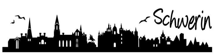 Skyline von Schwerin